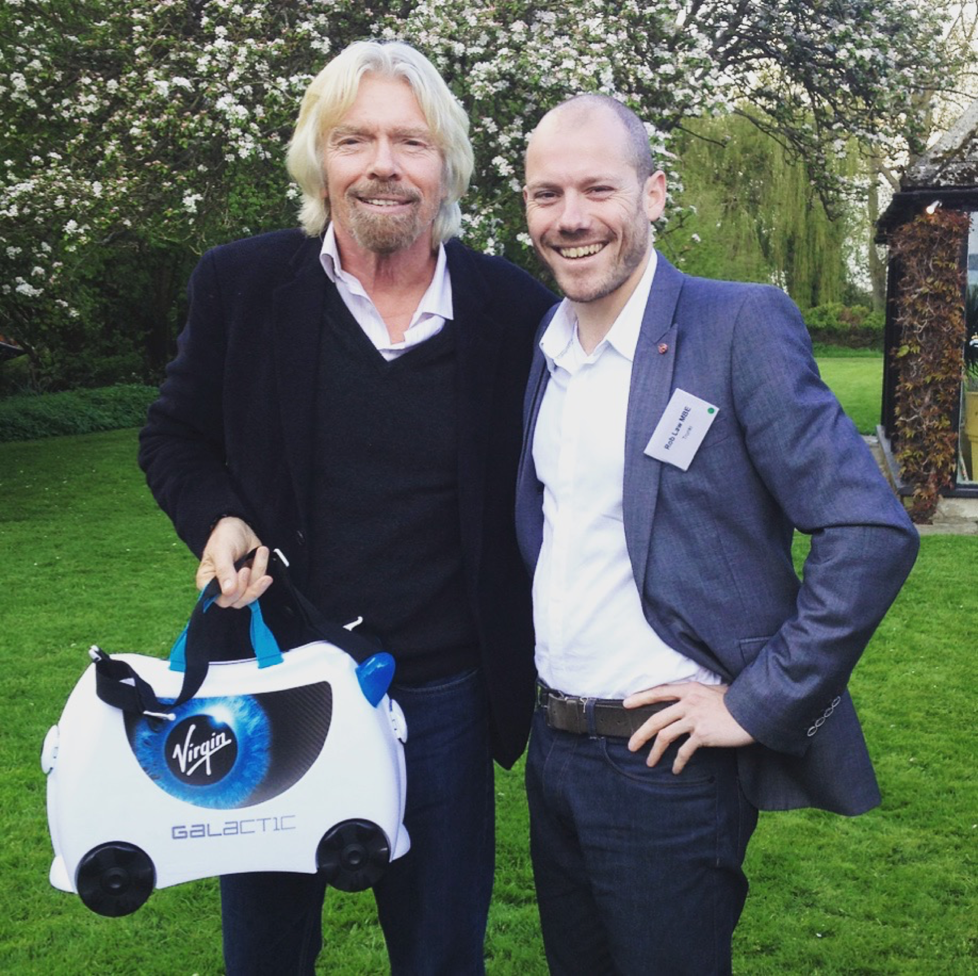 rob and richard branson