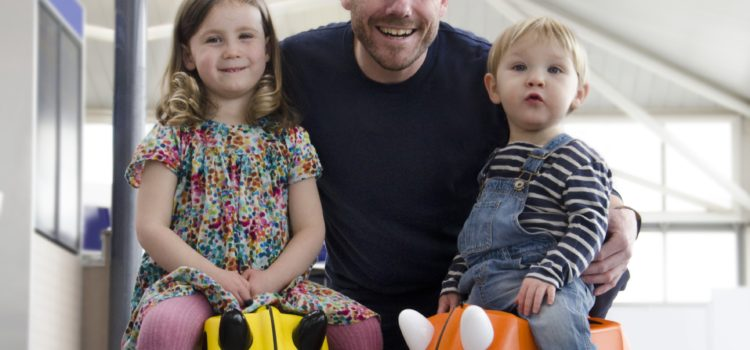 Soaring international sales drive Trunki back into profit
