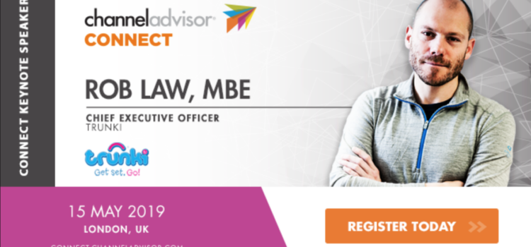 Rob Law to Keynote at Connect Europe 2019